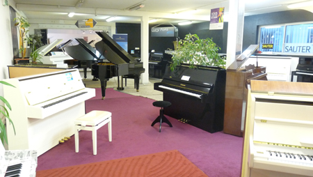 Accent Pianos à Montpellier